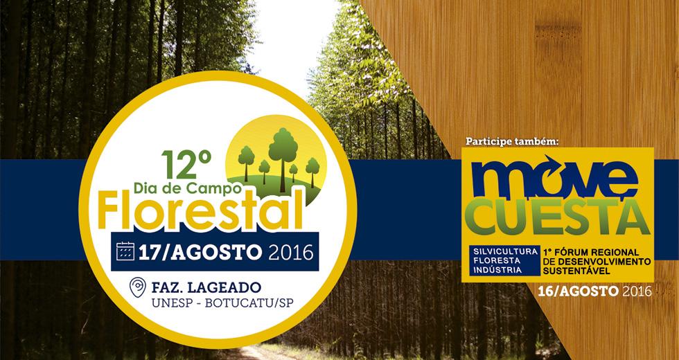 12º Dia de Campo Florestal